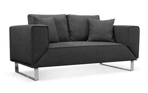 Carter Sofa Bed - Dark Grey