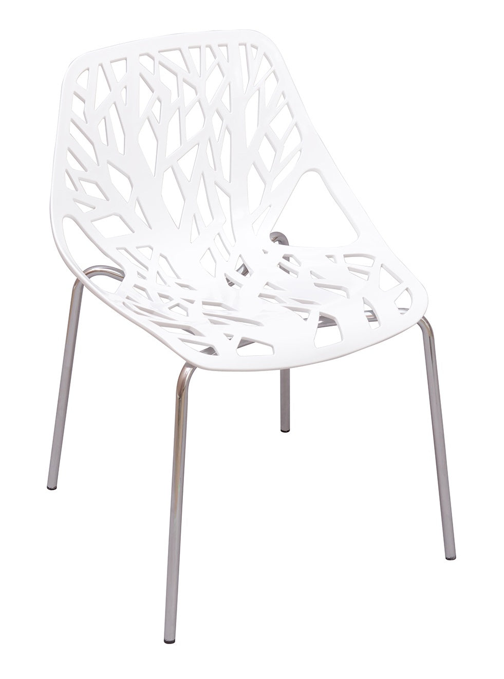 Dwell Stackable Chair – White