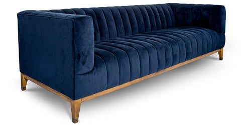 Groovy Sofa – Ink Blue