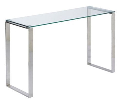 Gem Glass Console Table