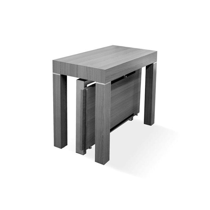 Horizon Extending Dining Console Table - Grey