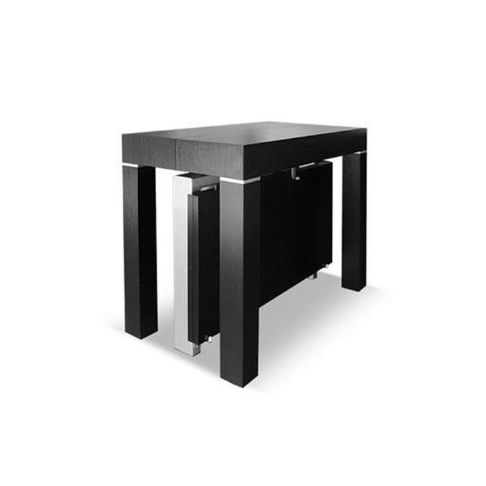 Horizon Extending Dining Console Table - Black