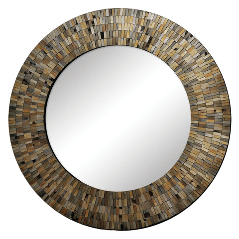 Aventurine Wall Mirror