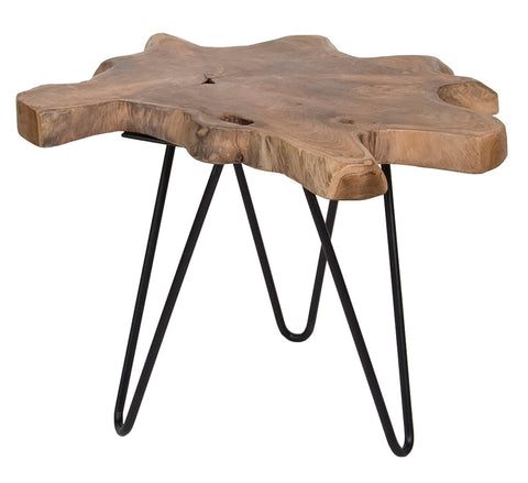 Natura Hairpin Nesting Table – Large