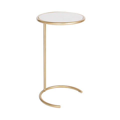 Noble Accent Table - Gold