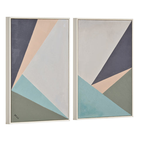 Barrow Canvas Painting Set