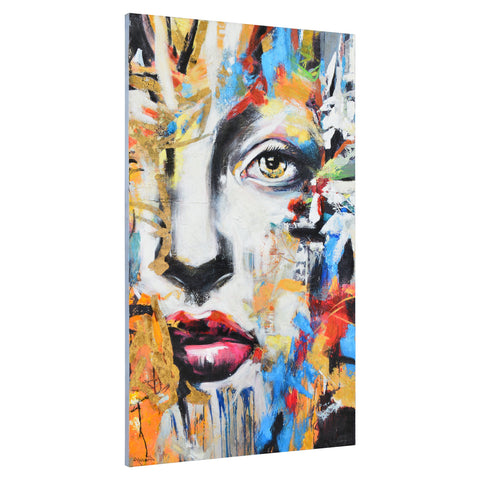 Ara Canvas Painting