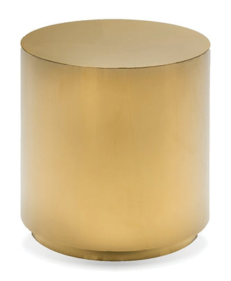 Sphere End Table - Gold