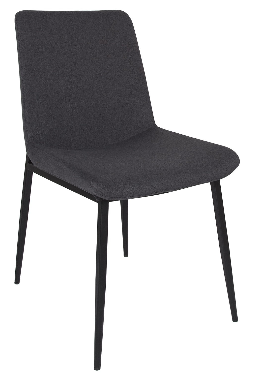 Thames Chair – Graphite / Matte Black