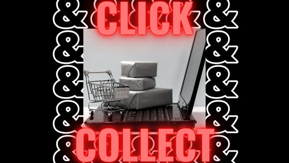 Click and collect Purpose Nutrition
