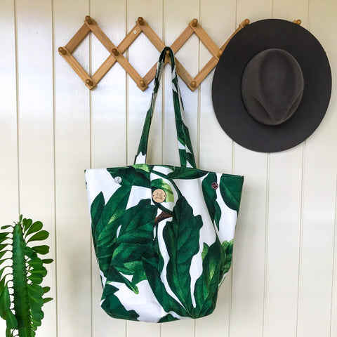 Palm's Tote-ally awesome Bag