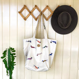 Sausage Dogs Tote-ally awesome Bag