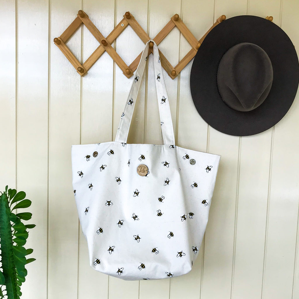 Buzzy Bee's Tote-ally awesome Bag