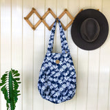 Flannel Flowers Tote-ally awesome Bag