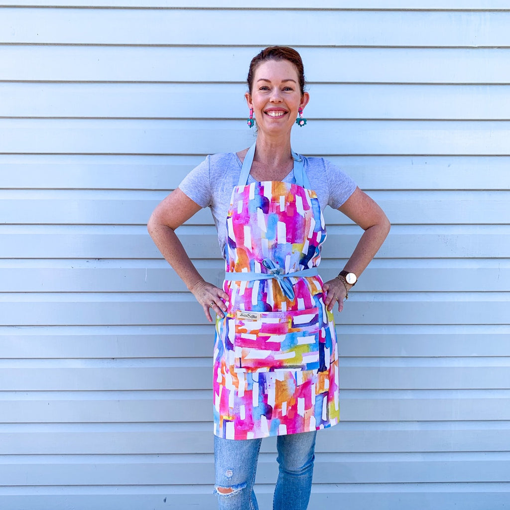 Rainbow Crush Apron