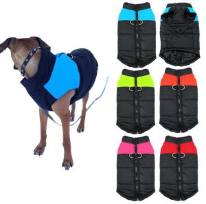 Waterproof Dog Winter Vest Jacket - My Pet Supplier