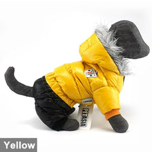 Load image into Gallery viewer, Waterproof Dog Winter Jacket - My Pet Supplier