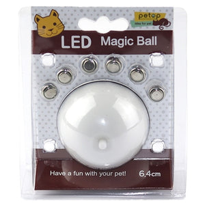 MPS™ Electric Laser Rolling Ball Toy - My Pet Supplier
