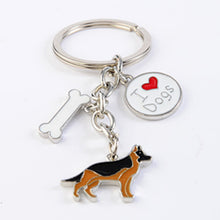Load image into Gallery viewer, Dog Key Chains - My Pet Supplier