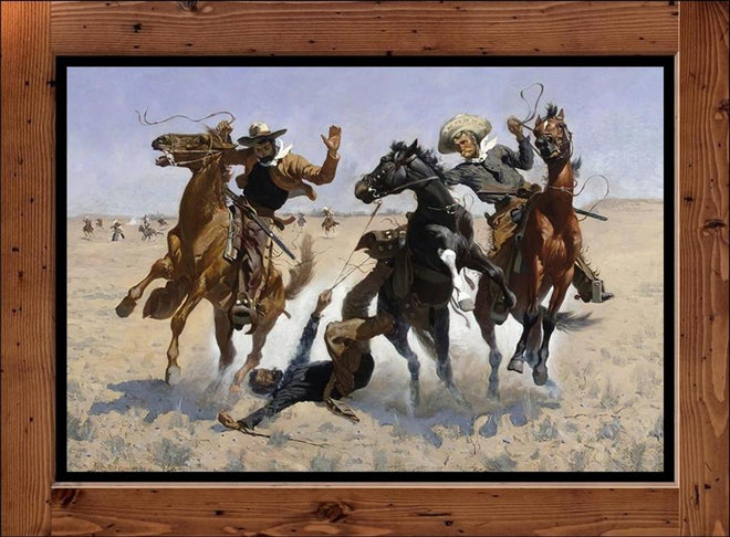 Collection of Frederic Remington (1861-1909)