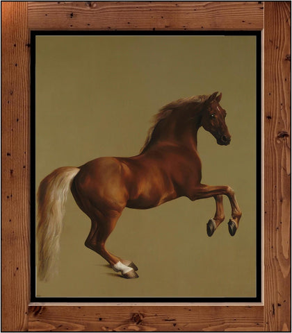"George Stubbs  ""Whistlejacket""  (1762)"