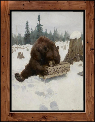 "Philip R. Goodwin  ""A 'Bear' Chance  (1907)"