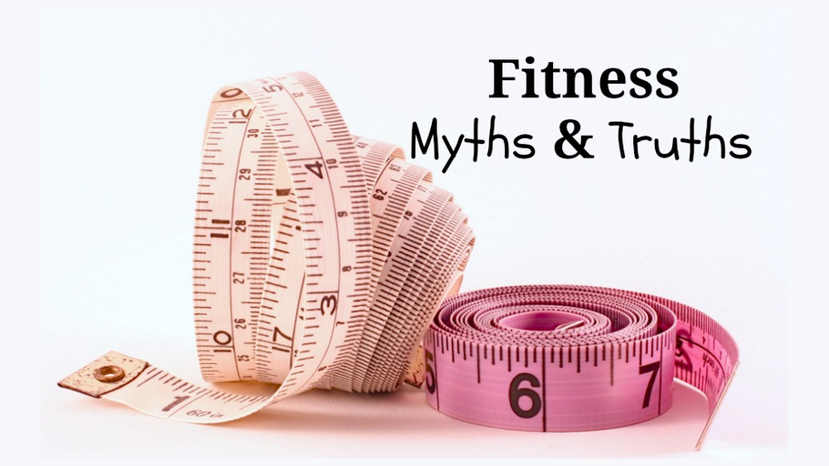 Top 4 Exercise Myths We Need To Bust