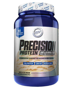 HIT Pharma Precision Protein Vanilla Ice Cream - elite personal trainers, Virtual Fitness Training, Virtual fitness classes, Nutrition Guidance | Elevate Fitness