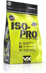 Vita Xtrong Iso-Pro Chocolate Cake Batter 2lb - elite personal trainers, Virtual Fitness Training, Virtual fitness classes, Nutrition Guidance | Elevate Fitness