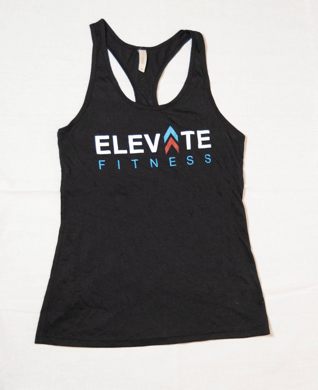 Black Women's Razorback - elite personal trainers, Virtual Fitness Training, Virtual fitness classes, Nutrition Guidance | Elevate Fitness