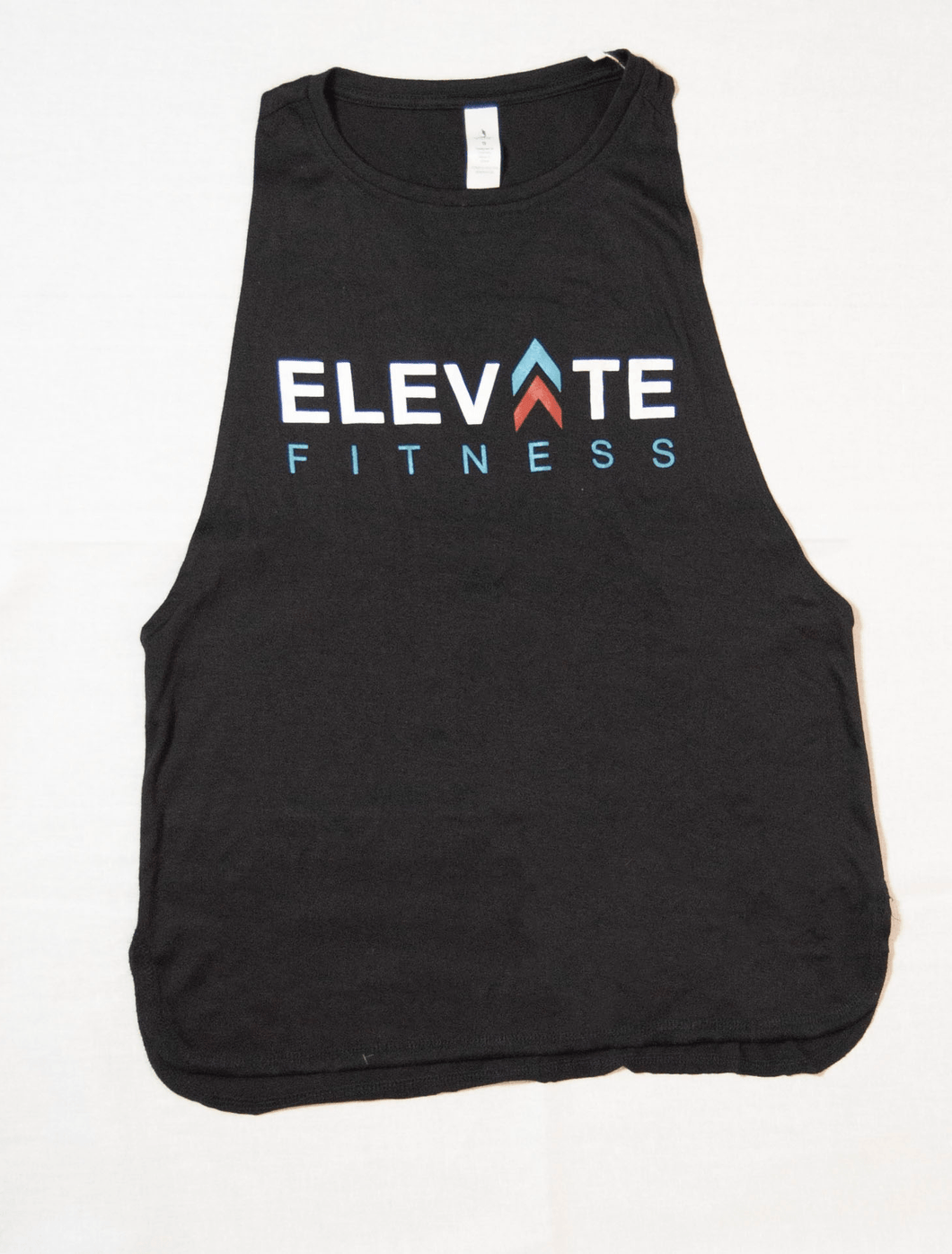 Black Women's Tank - elite personal trainers, Virtual Fitness Training, Virtual fitness classes, Nutrition Guidance | Elevate Fitness