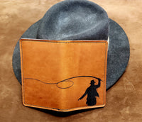 The Indy Leather Passport and Pocket Size Journal Cover