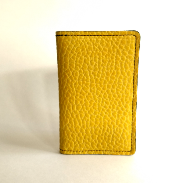 Big Horn Bison Leather Pocket Size Journal Cover