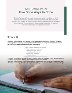 Chronic Pain - Five Dope Ways to Cope