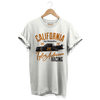 Mens No. 26 Cali Raised Vintage Tee