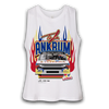 Women's Shake & Bake Cropped Muscle Tank