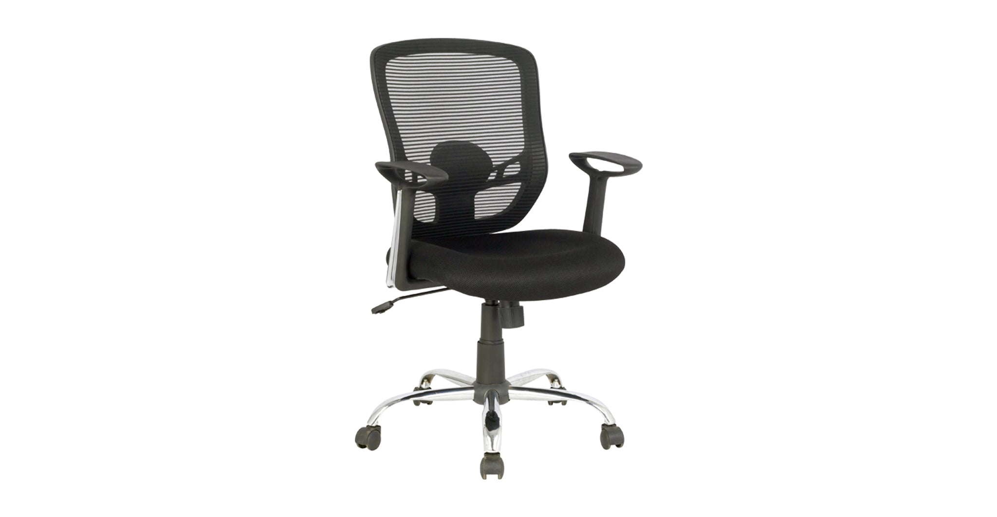 Roow Designer Mid Back Mesh Office Chair