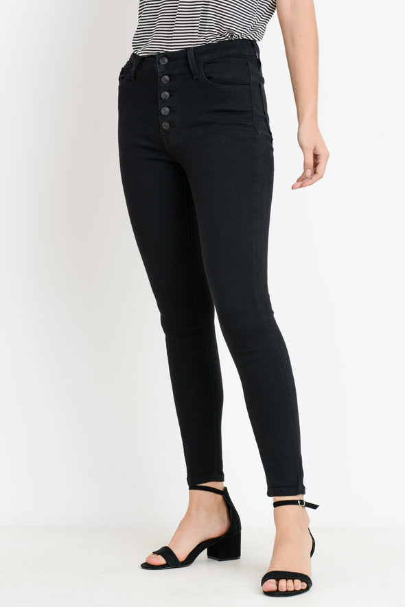 Verona Button Fly Jeans