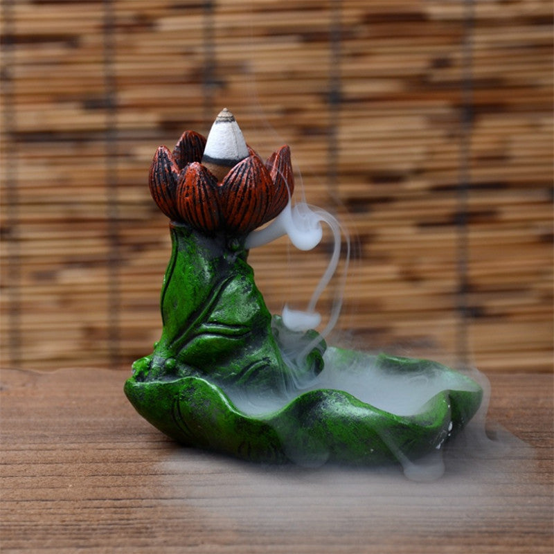 Mini Calm Falls Incense Burner