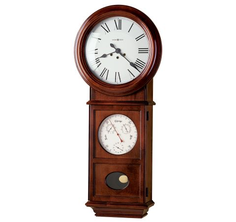 Howard Miller 620-249 Lawyer II Wall Clock