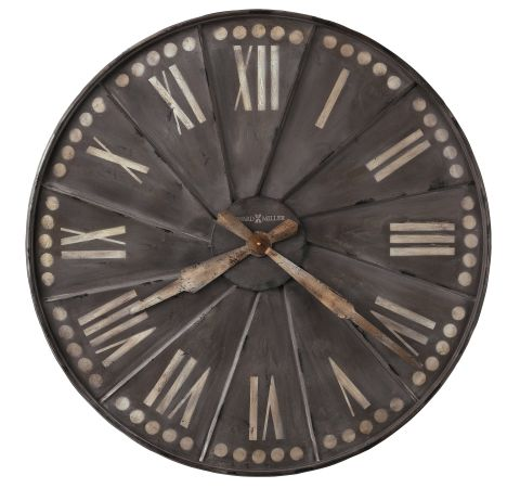 Howard Miller 625-630 Stockard Wall Clock
