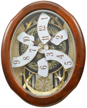 Load image into Gallery viewer, Rhythm Magic Motion Magnificent Wall Clock