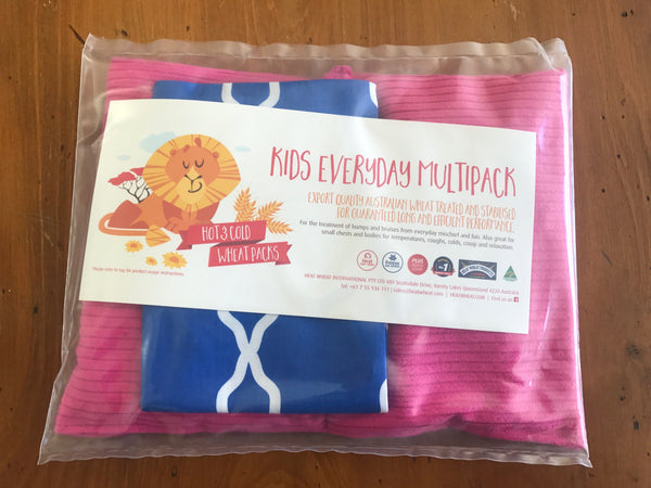 Everyday Multi-Purpose Pack - Girls