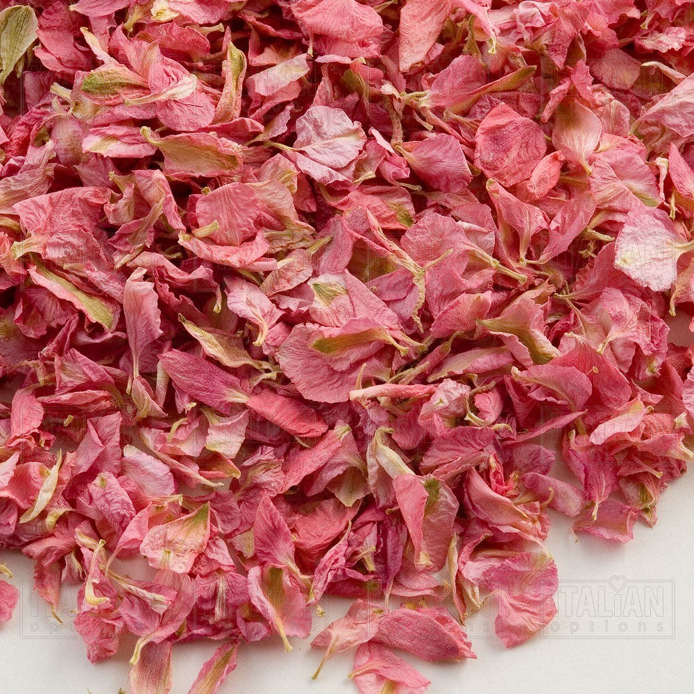 Confetti Natural Baby Pink Petal (1Litre)