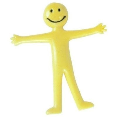 Smiley Yellow Men (pack of 10)