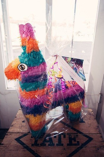 Filled Traditional Donkey Pinata
