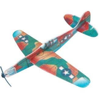Polystyrene Gliders (pack of 10)