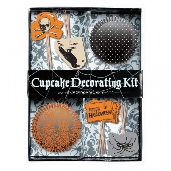 Creepy Cupcake Decorating Kit