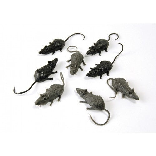 Black Rat Decorations