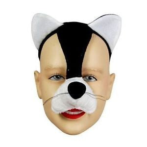 Animal Mask with sound Cat